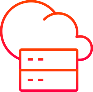 Cloud platform Icon